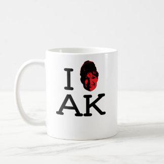 I Love AK - Palin - Mug