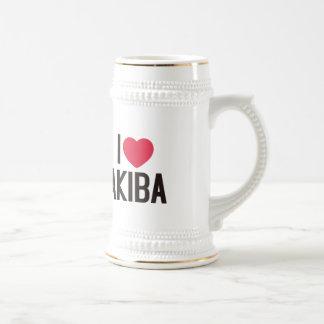 I love Akiba Coffee Mug