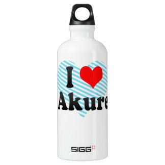 I Love Akure, Nigeria SIGG Traveler 0.6L Water Bottle