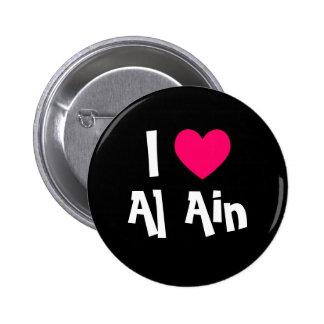 I Love Al Ain Pins