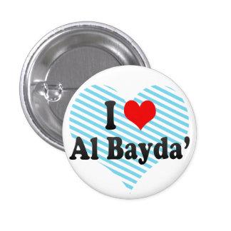 I Love Al Bayda', Libya Pin