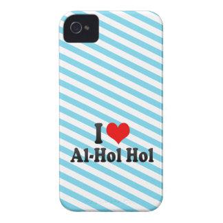 I love Al-Hol Hol iPhone 4 Cases
