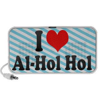 I love Al-Hol Hol PC Speakers