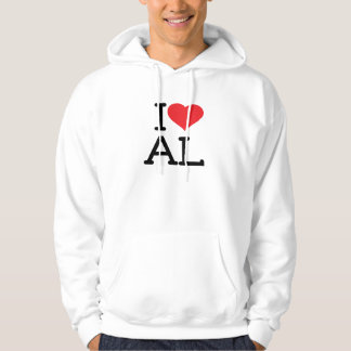 I Love AL - Hoodie