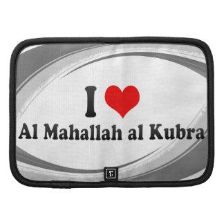 I Love Al Mahallah al Kubra, Egypt Planners