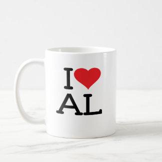 I Love AL - Mug