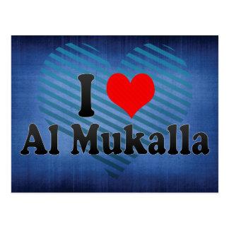 I Love Al Mukalla, Yemen Postcards
