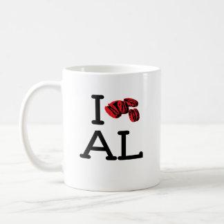 I Love AL - Pecans - Mug