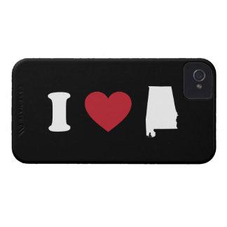 I love Alabama Case-Mate Blackberry Case