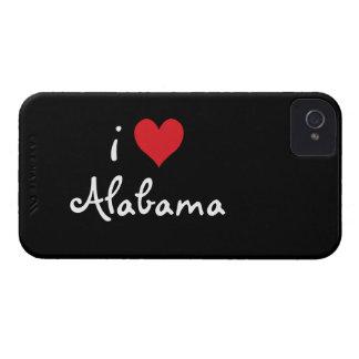 I Love Alabama Case-Mate Case