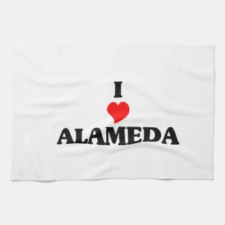 I love Alameda Kitchen Towels