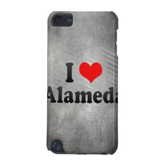 I Love Alameda, United States iPod Touch (5th Generation) Covers
