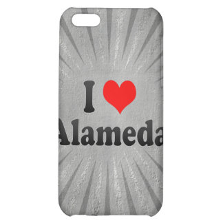 I Love Alameda, United States Case For iPhone 5C