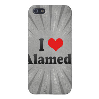 I Love Alameda, United States Cases For iPhone 5