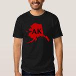 I Love Alaska -  AK T Shirts