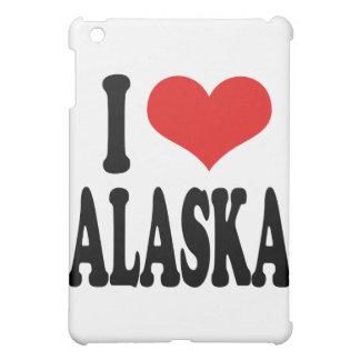 I Love Alaska Cover For The iPad Mini