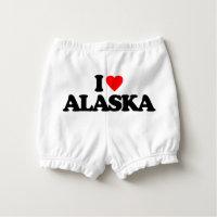Alaska Love Clothing Apparel Zazzle