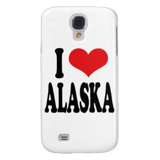 I Love Alaska Galaxy S4 Case