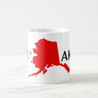 I Love Alaska - I Love AK Coffee Mug