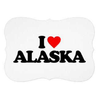 I LOVE ALASKA CARDS