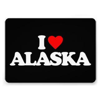 I LOVE ALASKA ANNOUNCEMENT