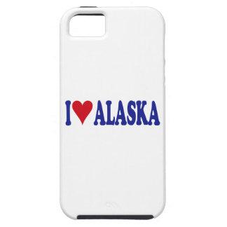 I Love Alaska iPhone 5 Covers