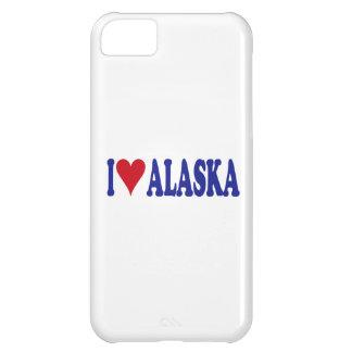 I Love Alaska iPhone 5C Covers