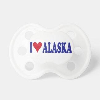 I Love Alaska Pacifier