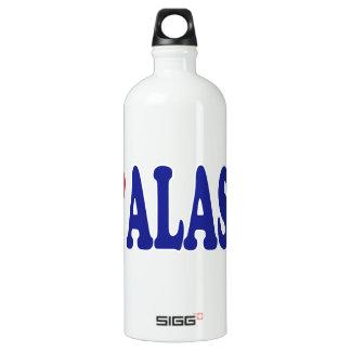 I Love Alaska SIGG Traveler 1.0L Water Bottle