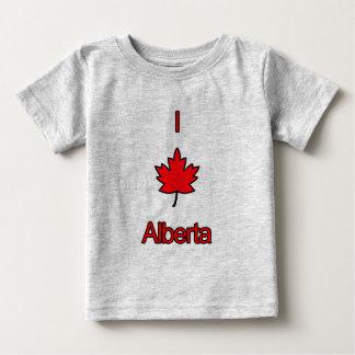 I Love Alberta Baby T-Shirt