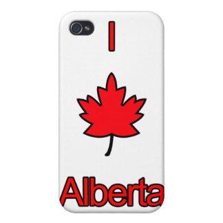 I Love Alberta iPhone 4 Cover
