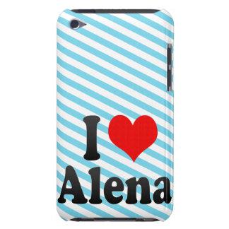 I love Alena iPod Touch Case