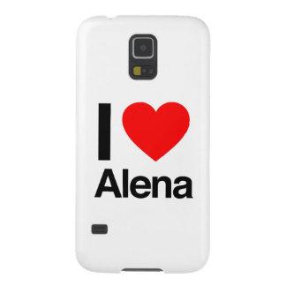 i love alena galaxy s5 cases