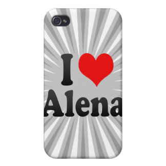 I love Alena Covers For iPhone 4