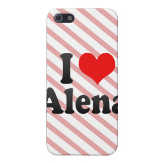 I love Alena Covers For iPhone 5