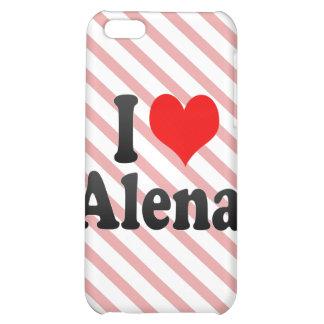 I love Alena iPhone 5C Cover