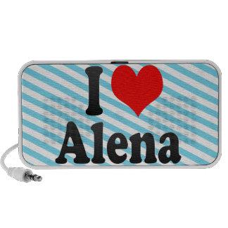 I love Alena Portable Speakers