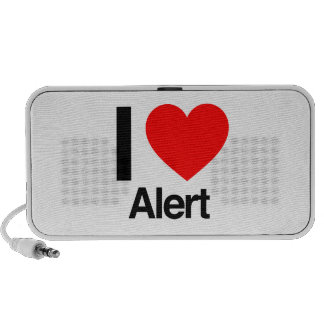 i love alert speaker system