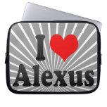 I love Alexus Laptop Sleeves