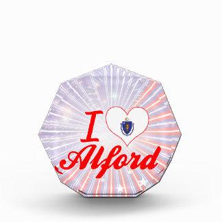 I Love Alford, Massachusetts Award