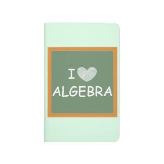 I Love Algebra Journals