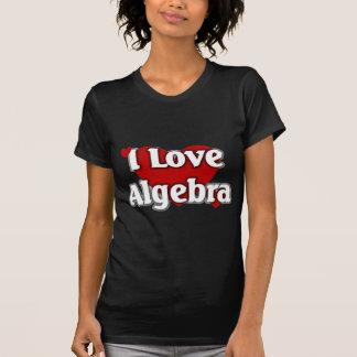 I love Algebra Tee Shirt