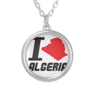 i love algeria colgante redondo