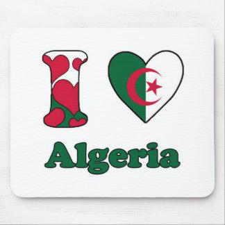 I love Algeria Mouse Pad