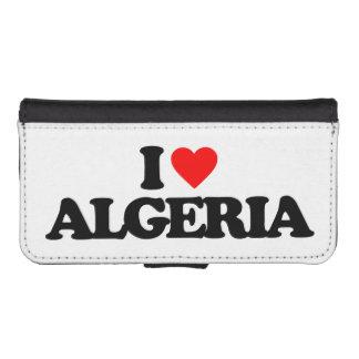 I LOVE ALGERIA PHONE WALLET CASES