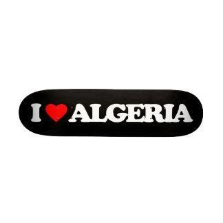 I LOVE ALGERIA SKATEBOARD