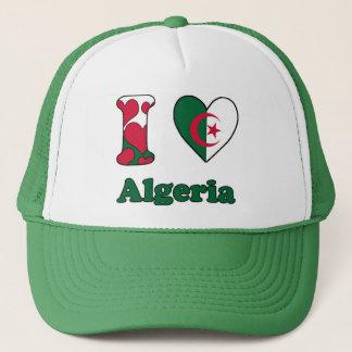 I love Algeria Trucker Hat