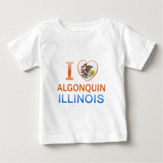 I Love Algonquin, IL Tshirts