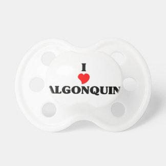 I love Algonquin BooginHead Pacifier
