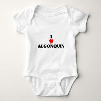 I love Algonquin Tshirt